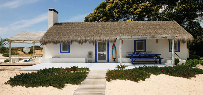A lovely holiday beach house in Portugal