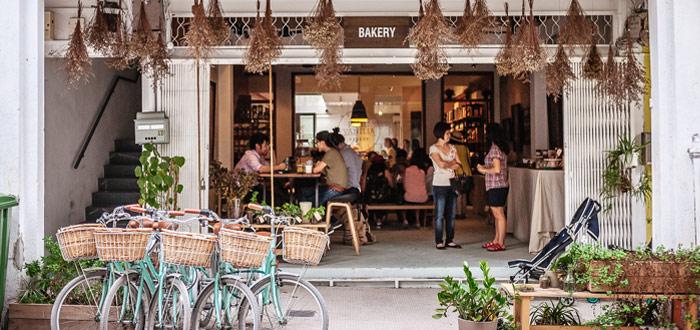 Plain Vanilla Bakery, Singapore