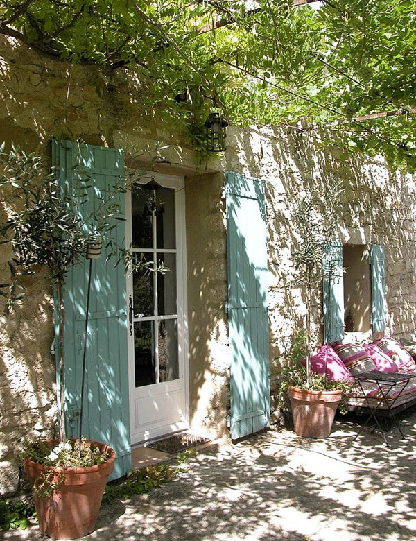 10 adorable Provence gardens | My Cosy Retreat