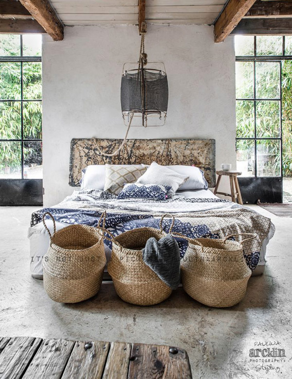 10 breathtaking rustic ethnic bedrooms | My Cosy Retreat