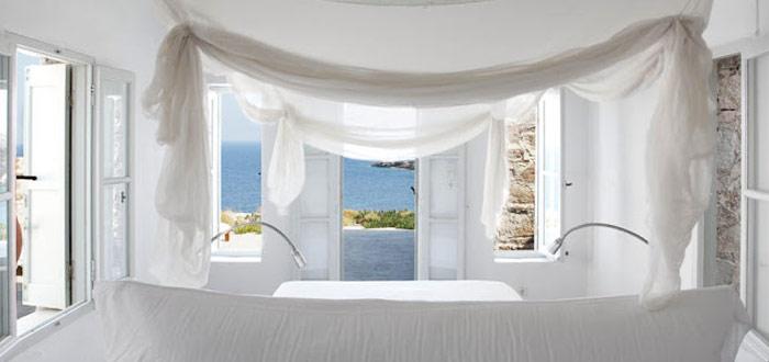 The stunning Greek summer house of interior designer Paola Navone