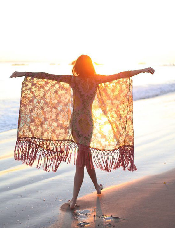 Bohemian magic on the beach | My Cosy Retreat
