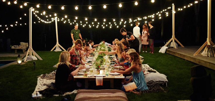 Summer Dinner Party Ideas And Inspiration