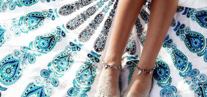 Beautiful beach picnic ideas… in blue | My Cosy Retreat