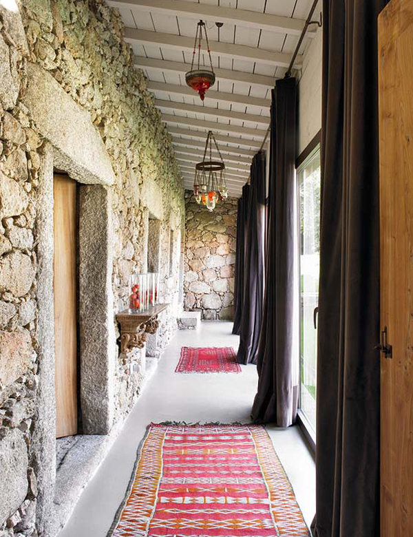 Bohemian stone cottage in Portugal   My Cosy Retreat