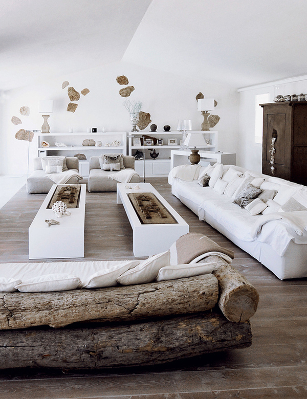 Lovely white summer house in Sardinia, Italy | My Cosy Retreat