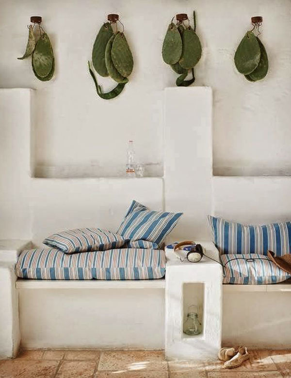 Mediterranean summer bliss | My Cosy Retreat