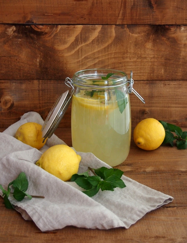 Weekend tips: homemade lemonade with honey | My Cosy Retreat