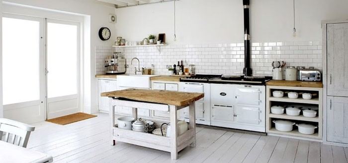 Scandinavian Kitchen Design small yet airy scandinavian kitchen design 10 Amazing Rustic Scandinavian Kitchens My Cosy Retreat