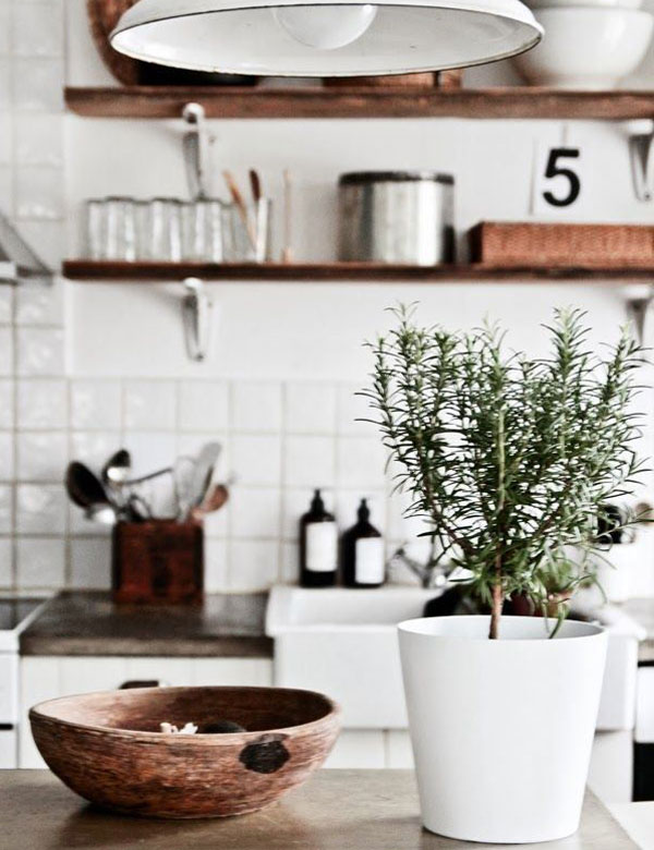 10 Amazing Rustic Scandinavian Kitchen Designs My Cosy Retreat Interiors Diy Table