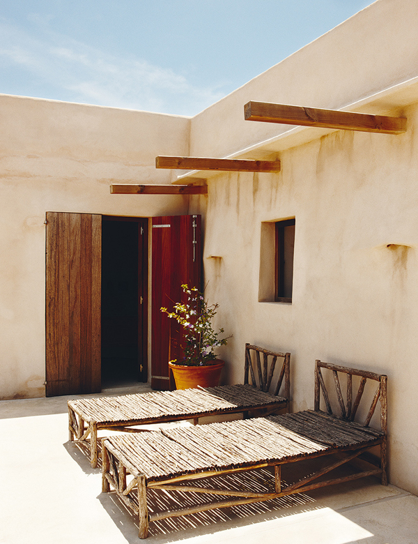 The magical bohemian house of Eugenia Silva on Formentera | My Cosy Retreat