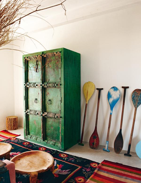 The magical bohemian house of Eugenia Silva on Formentera   My Cosy Retreat