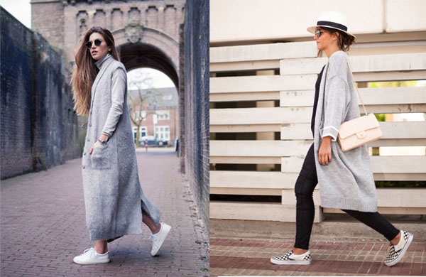 Get wrapped up in a long cardigan | My Cosy Retreat