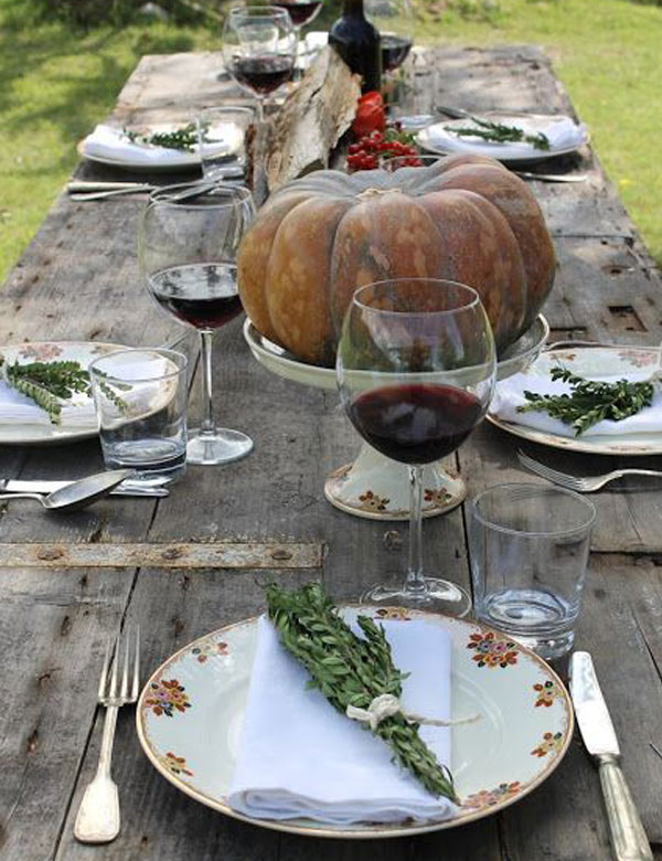 Beautiful fall tablescapes to fascinate your guests | My Cosy Retreat