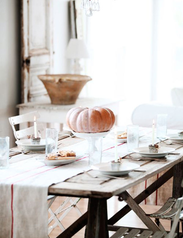 Beautiful fall tablescapes to fascinate your guests   My Cosy Retreat