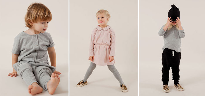 Gray Label – a minimalist organic clothing brand for your little ones