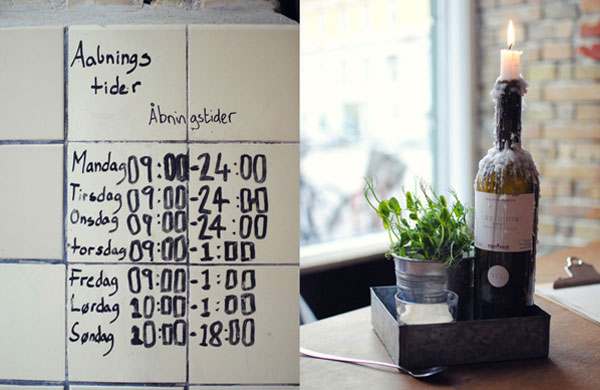 La Esquina - a cosy Spanish cafe in Copenhagen | My Cosy Retreat