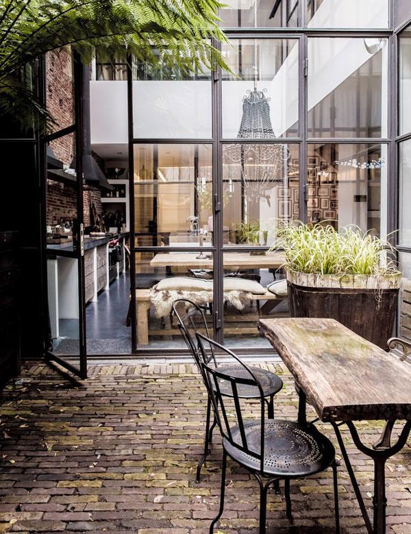 Marius Haverkamp's amazing industrial loft in Amsterdam   My Cosy Retreat