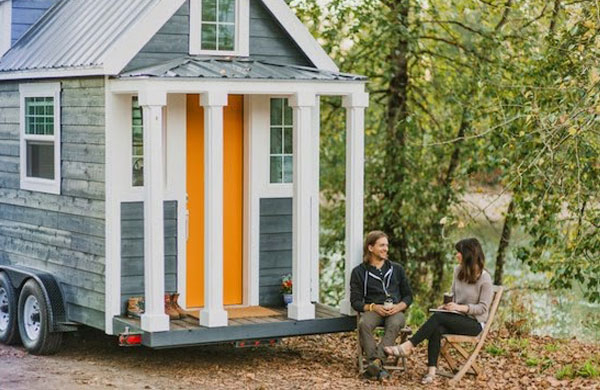 The cutest tiny home on wheels | My Cosy Retreat