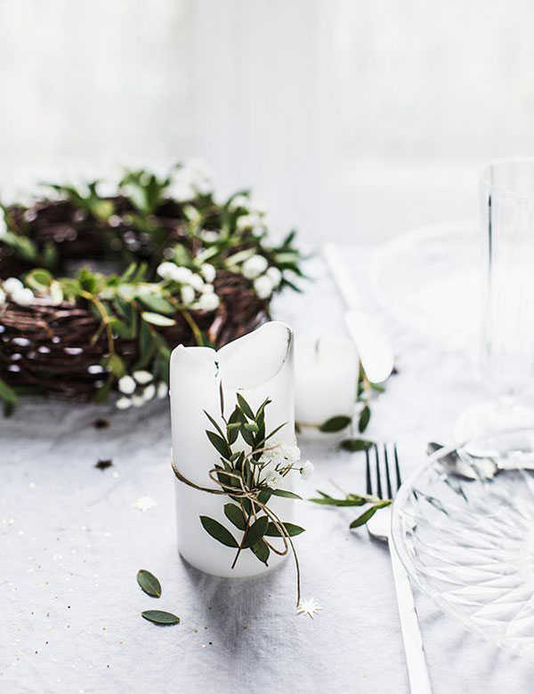 12 nature-inspired Christmas table settings   My Cosy Retreat