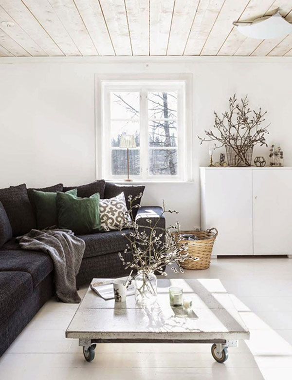 A charming forest cottage in Sweden | My Cosy Retreat