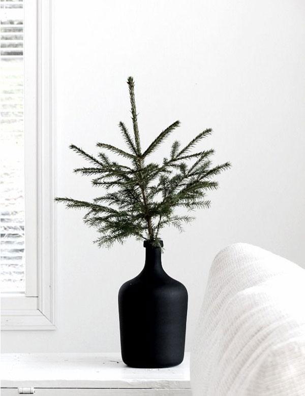 Cosy minimalist Christmas decorations | My Cosy Retreat
