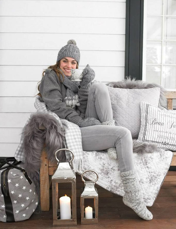 5 Scandinavian-inspired winter outdoor spaces | My Cosy Retreat