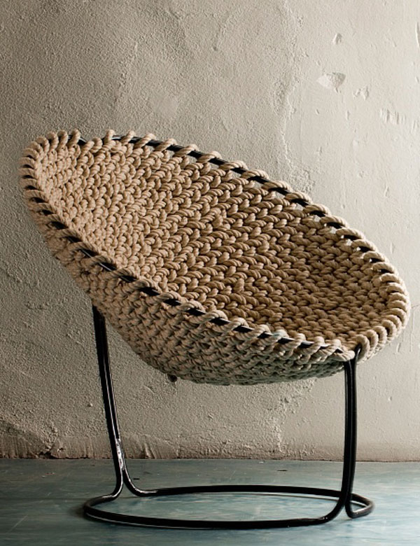 Make it cosy at home with these gorgeous knitted furniture pieces | My Cosy Retreat