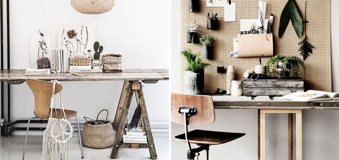 Cosy and inspiring workspace ideas for your home
