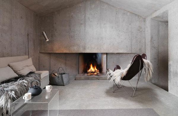 Amazing concrete cabin in the Swiss Alps | My Cosy Retreat
