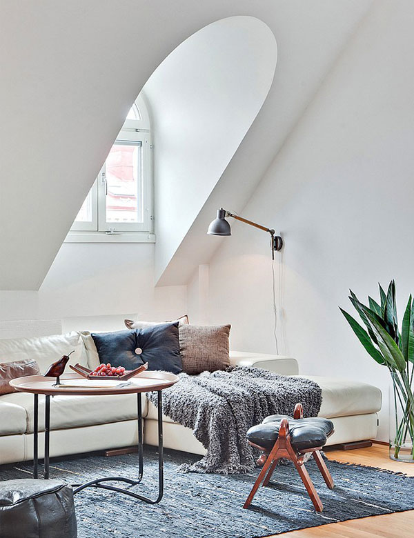 Bright and charming duplex apartment in Stockholm   My Cosy Retreat
