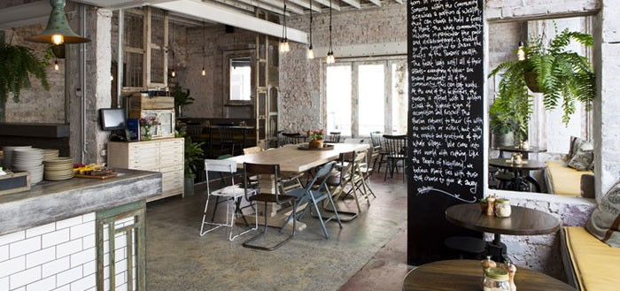 Feast of Merit - industrial chic restaurant in Melbourne | My Cosy Retreat