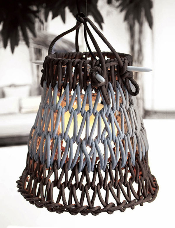 Lovely knitted lamps ideas to warm up your home | My Cosy Retreat