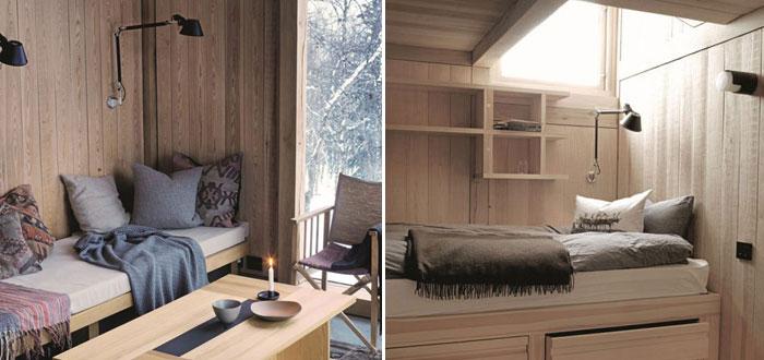 Lovely winter cabin in Norway