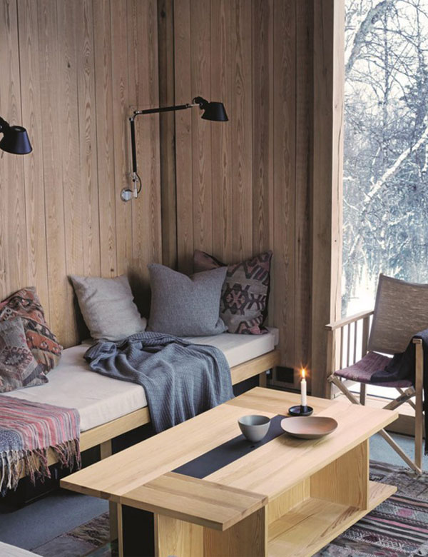 Lovely winter cabin in Norway   My Cosy Retreat