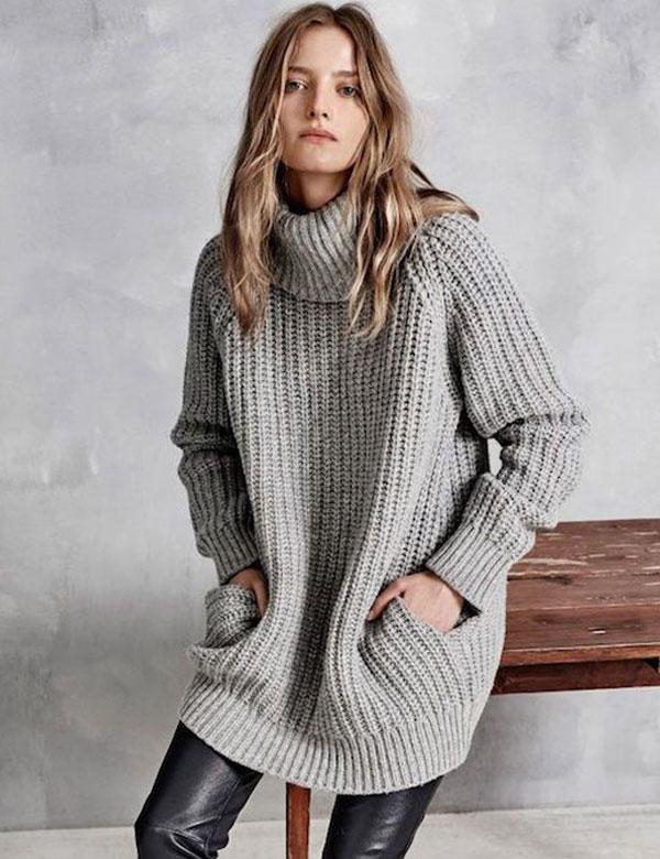 Winter mood: Oversized knit sweaters   My Cosy Retreat