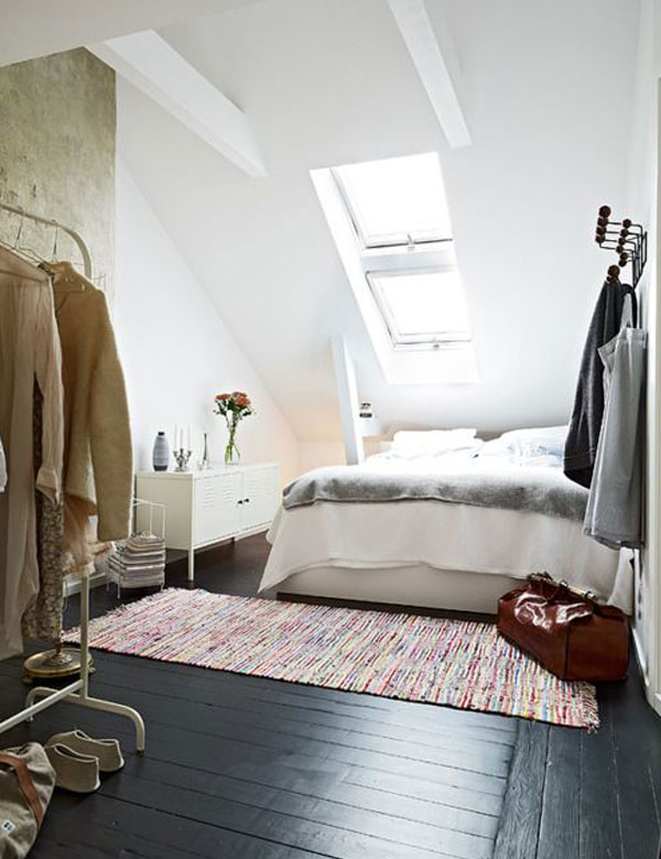 10 beautiful and romantic attic bedroom designs| My Cosy Retreat