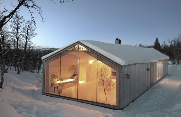 Gorgeous minimalist mountain cabin in Norway   My Cosy Retreat