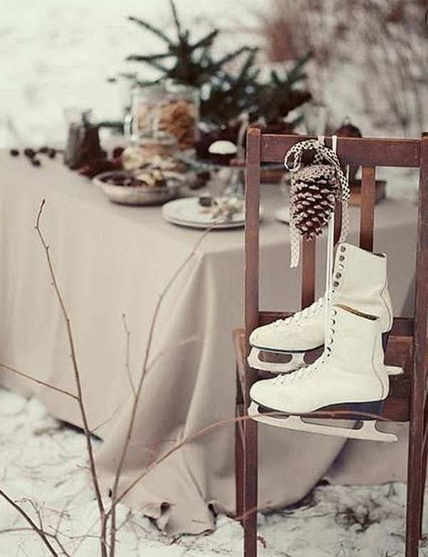 Let's have a snow picnic!   My Cosy Retreat