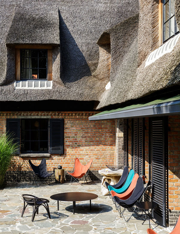 Bea Mombaers' stylish and eclectic Bed and Breakfast in Belgium | My Cosy Retreat