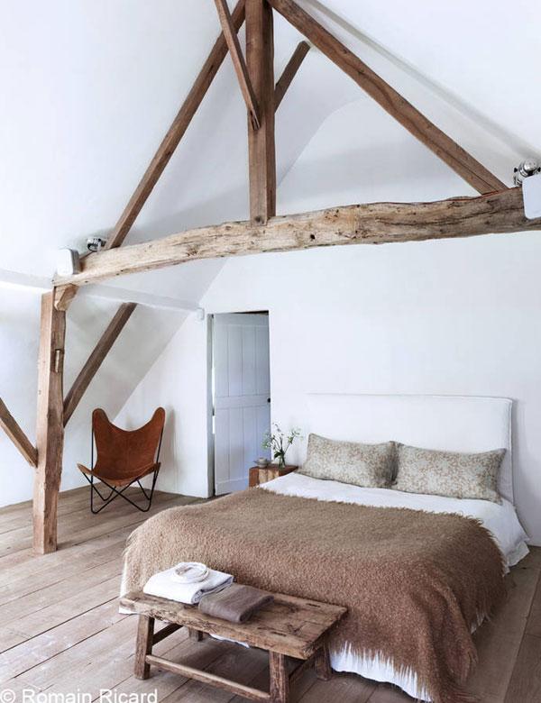 Moka & Vanille - a restored brick farmhouse in Belgium | My Cosy Retreat