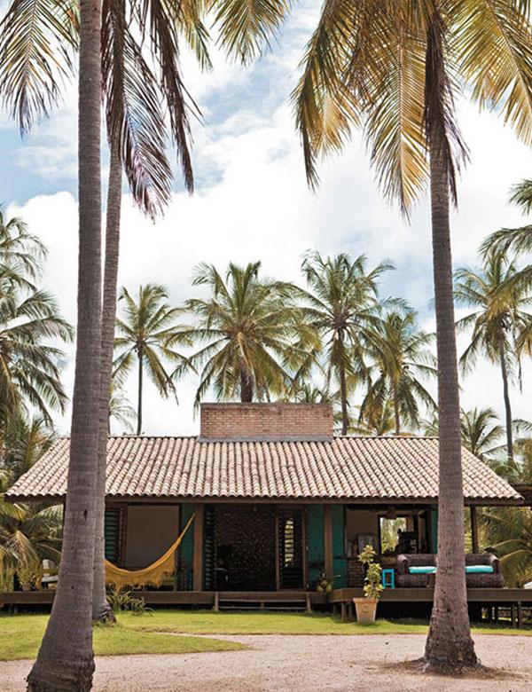 A fabulous tropical beach house in Brazil   My Cosy Retreat