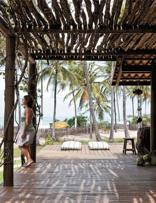 A fabulous tropical beach house in Brazil | My Cosy Retreat