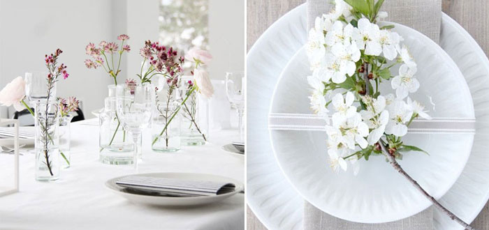 7 gorgeous spring table settings