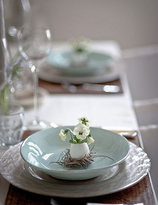 7 gorgeous spring table settings   My Cosy Retreat