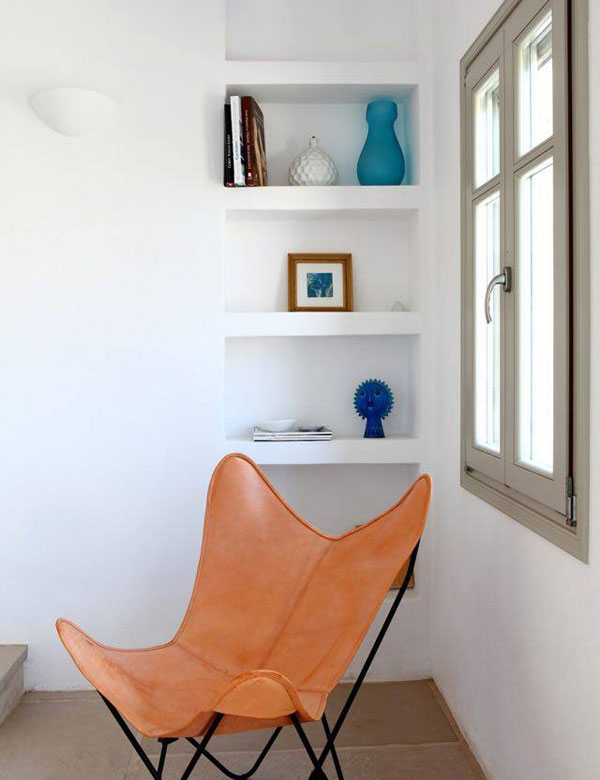 A colorful Greek holiday villa on the island of Antiparos   My Cosy Retreat