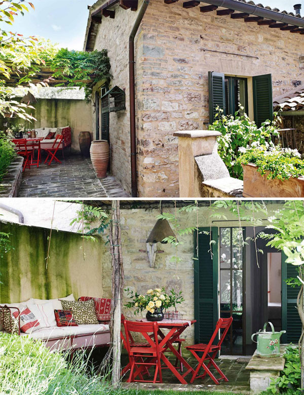 A fascinating rustic retreat in Italy   My Cosy Retreat