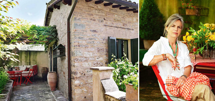 A fascinating rustic retreat in Italy