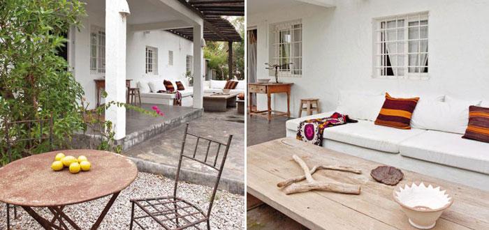 A stunning Ibiza summer house
