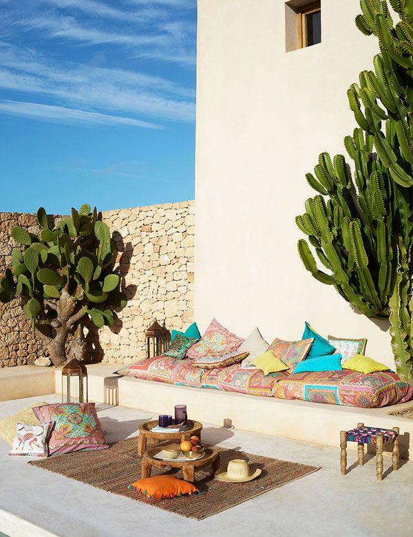 Lovely gipsy vibes in Zara Home Spring Summer 2016 collection   My Cosy Retreat